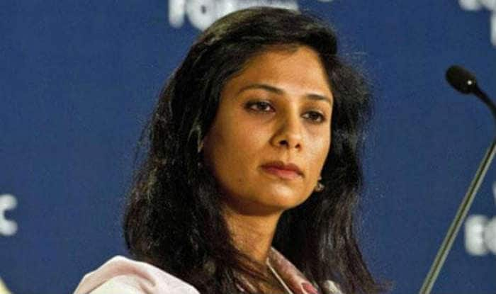 IMF Appoints Indian-origin Harvard Professor Gita Gopinath as Chief Economist