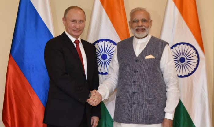 Indo-Russian Summit: Putin to Arrive Today; S-400 Deal to be Inked, Expect Better Cooperation in Defence, Energy, Space Sectors
