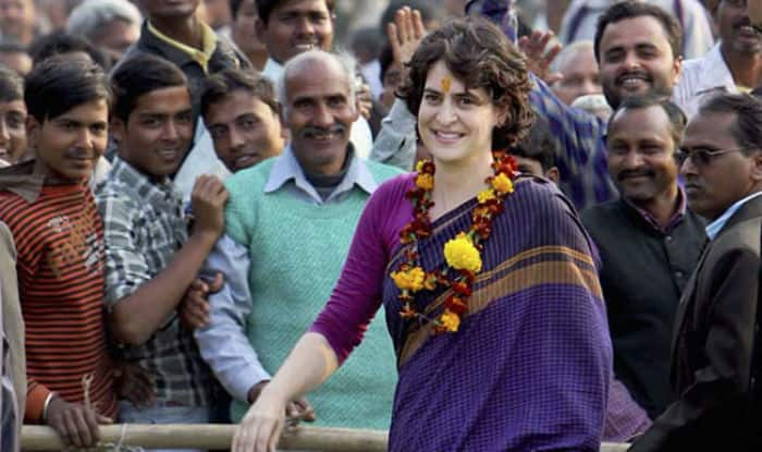 LS Polls: Priyanka Vadra to Sound Poll Bugle in Lucknow with Roadshow on Feb 11