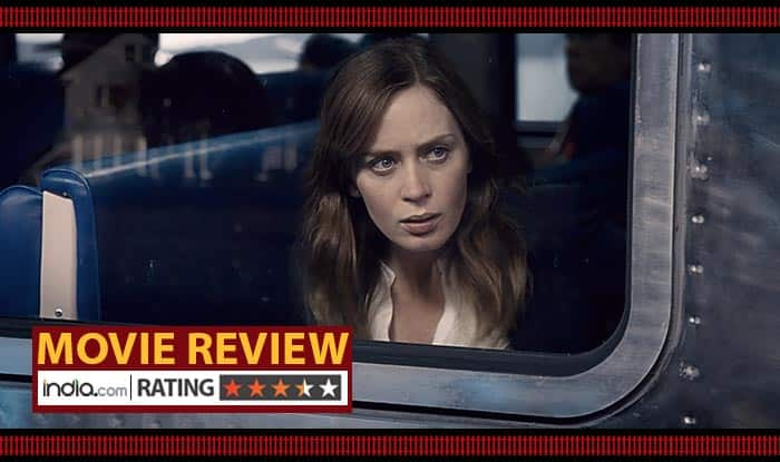 The Girl on the Train movie review: Treat for lovers of the slow psychological thriller!