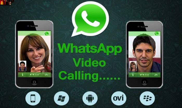 Whatsapp finally gets video calling feature! Yay!