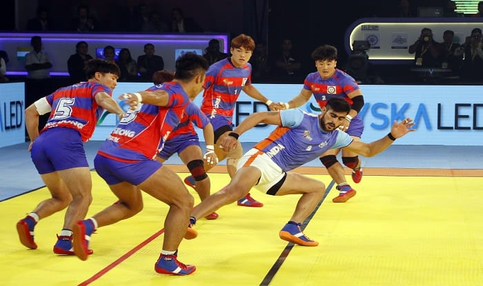Kabaddi World Cup 2016 Points Table, Scores, Team Standings