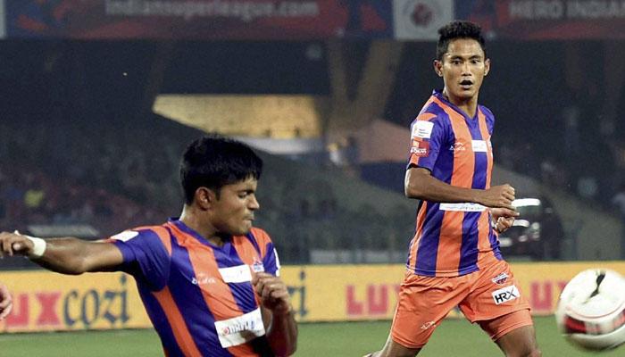 Isl Live Score Fc Pune City Vs Northeast United Fc