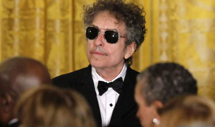 """Bob Dylan will collect his Nobel Prize """"if it's at all possible"""""""