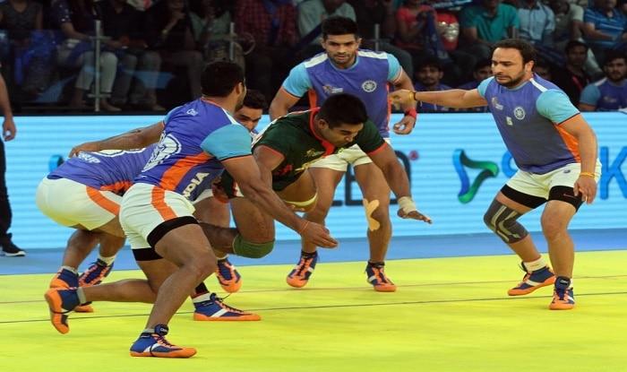 India vs Bangladesh Highlights & Result, Kabaddi World Cup 2016: Hosts India thrash Bangladesh 57-20