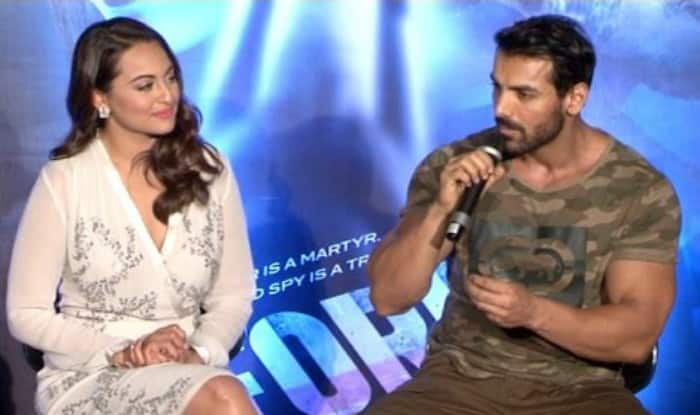 """Sonakshi Sinha was comfortable with action scenes in """"Force 2"""": John Abraham"""
