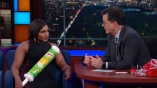 We Don't Think Mindy Kaling Understands 'White Male Privilege'
