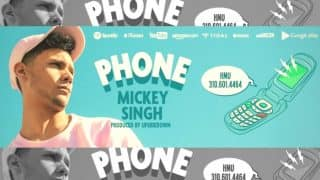 Mickey Singh Calls his Fans Personally to Promote New Release, 'Phone'
