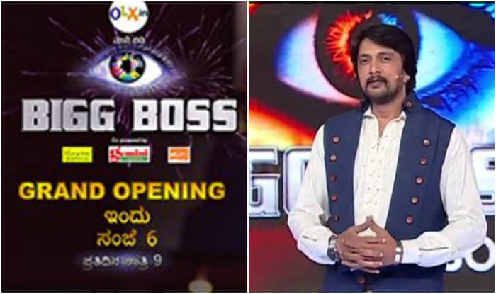 Bigg Boss 4 Kannada: Here are the list of contestants in Kiccha