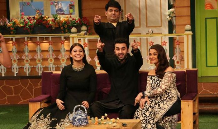 The Kapil Sharma Show: Here's how Ranbir Kapoor, Aishwarya Rai Bachchan, Anushka Sharma made comedians laugh hard!