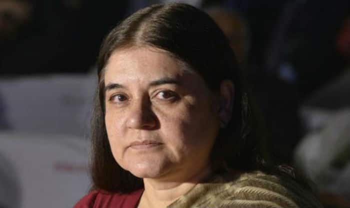 Show Cause Notice Issued to Maneka Gandhi Over Communal Remark at Poll Rally