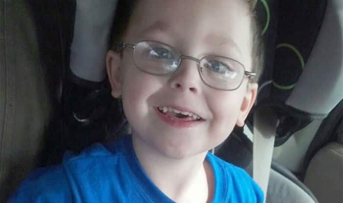 Six-year-old US school shooting victim dead