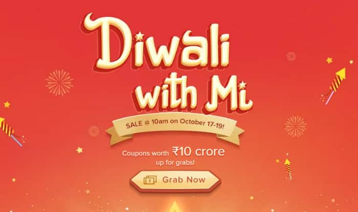 Xiaomi Diwali Sale: Redmi 3s, Prime, Note 3 and Mi 5 on