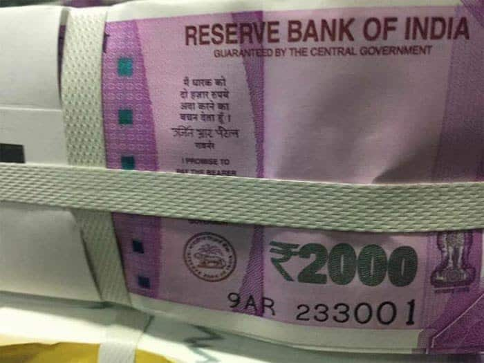 New currency notes worth over Rs 95 lakh sezied in Hyderabad