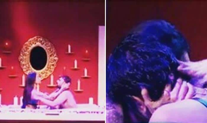 Bigg Boss 10: Bani J and Gaurav Chopra's intimate pictures are just TOO hot to handle!