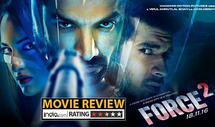 Force 2 movie review: John Abraham-Sonakshi Sinha's action-packed thriller with disappointing climax