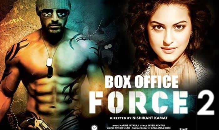 Force 2 box office collection: This John Abraham-Sonakshi Sinha film is off to a great start despite demonetization!