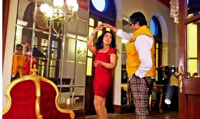 Amruta Fadnavis in music video with Big B: Here are 5 other good things you should know about her