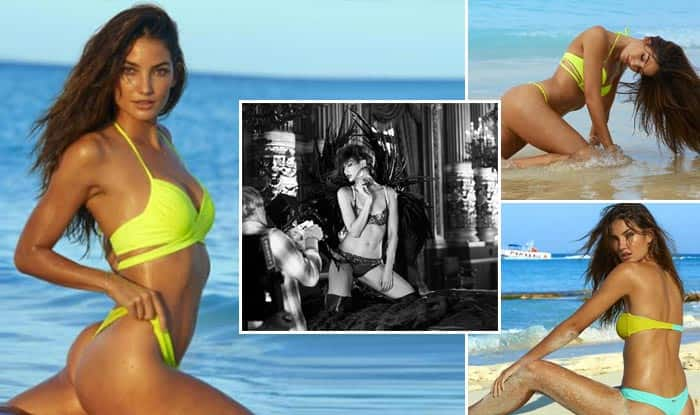 Check out Victoria's Secret Angel Lily Aldridge's HOTTEST Sports Illustrated Swimsuit Issue pictures!