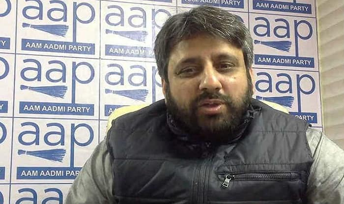 MCD Elections 2017: AAP MLA Amanatullah Khan alleges attack by Congress workers