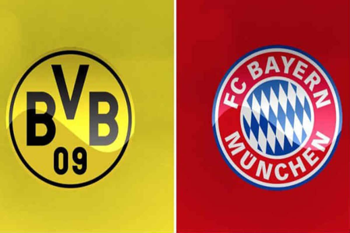 Borussia Dortmund Vs Bayern Munich Live Streaming And Preview Where To Watch Bvb Vs Bayern Munich Bundesliga Live Telecast In India India Com