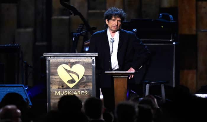 Bob Dylan can't make Nobel ceremony: Swedish Academy