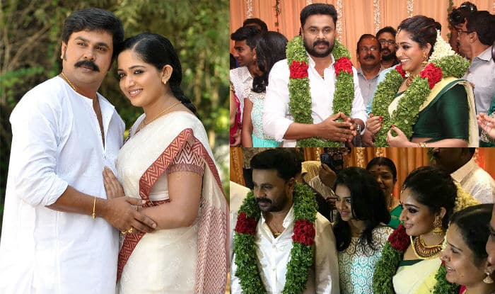 Dileep and Kavya Madhavan wedding