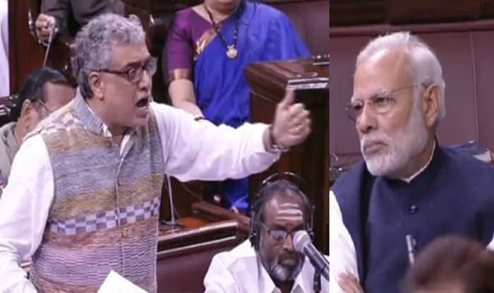 TMC's Derek O'Brien takes on PM Modi in Rajya Sabha: 'Demonetisation caused Rs 15,000 crore loss to GDP in 15 days'