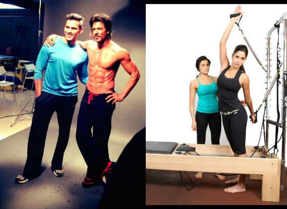 Top 5 celebrity fitness trainers of our Bollywood stars