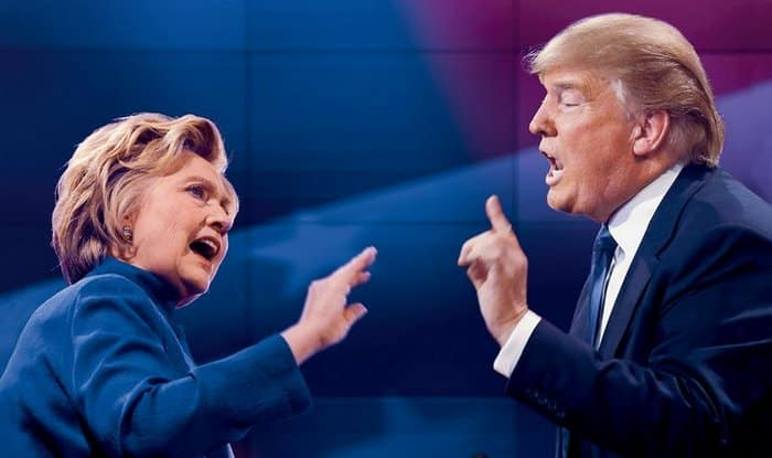Hillary Clinton's election would create a constitutional crisis: Donald Trump
