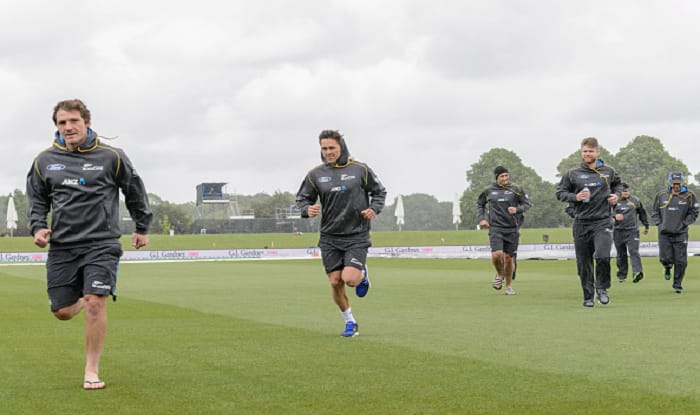 New Zealand vs Pakistan 1st Test: Rain washes out Day 1 in Christchurch