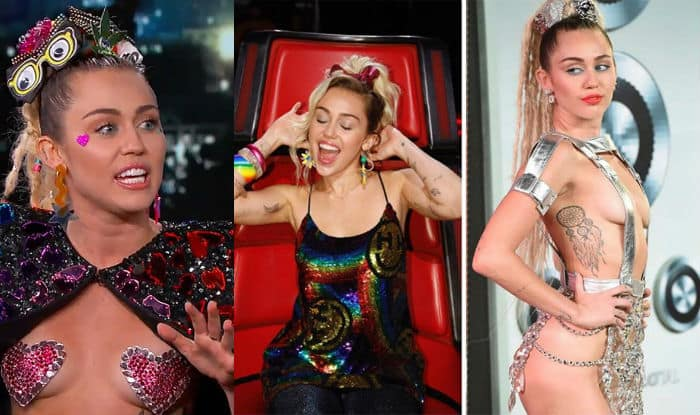 Miley Cyrus's Emptied Instagram Leave Fans Wondering