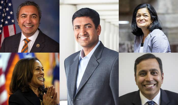 US Elections 2016: Record 5 Indian-Americans set to be elected to US Congress