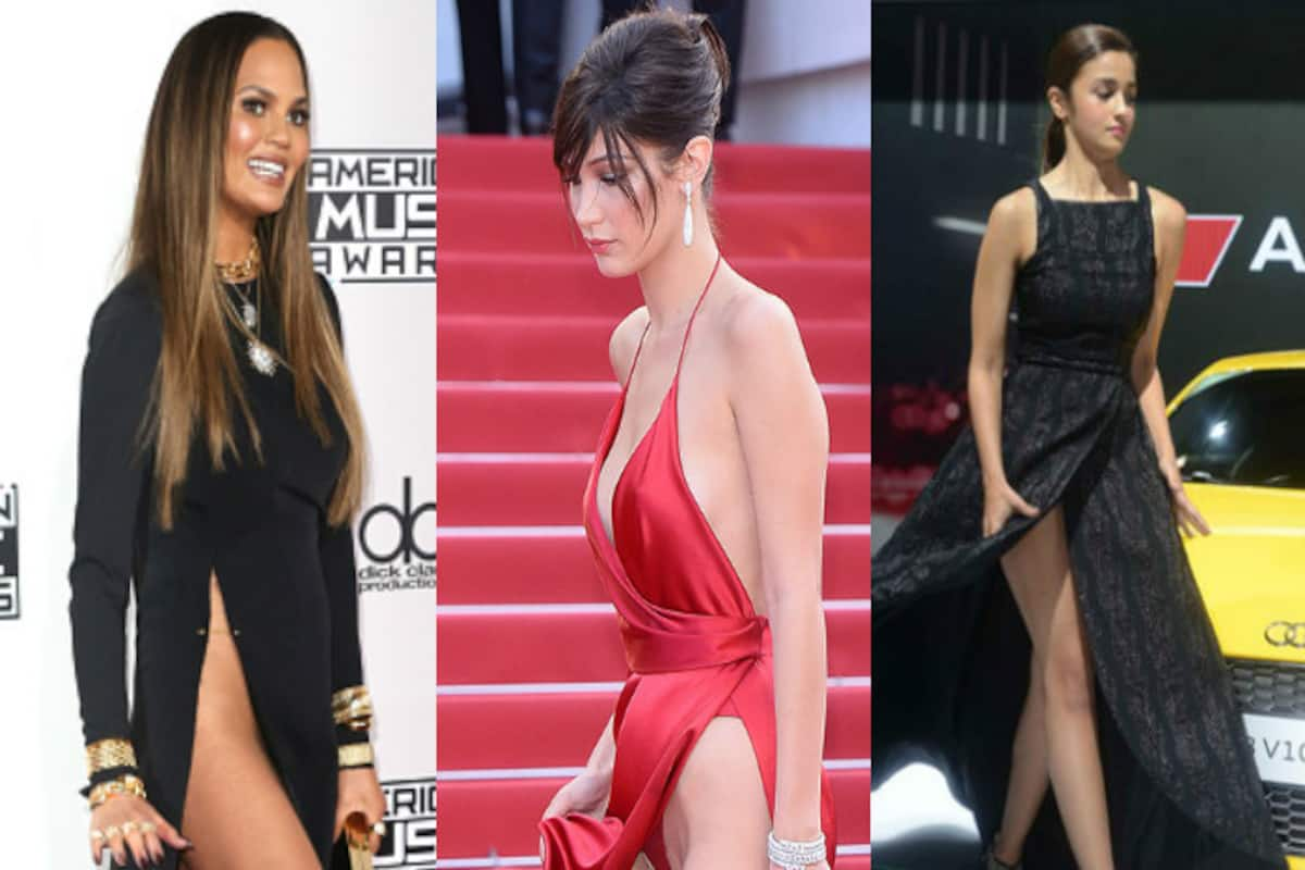 Celebrity wardrobe malfunctions worst See the