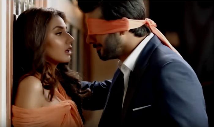 Fawad Khan and Raees actress Mahira Khan's seductive ad will make you go weak in the knees