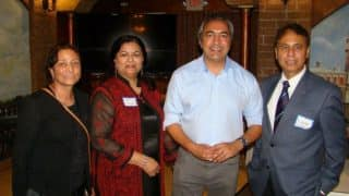 South Asian, Muslim Communities Host Fundraiser for Ami Bera California 7th Congressional District Campaign