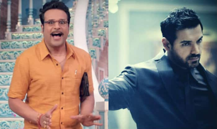 Comedy Nights Bachao Taaza: John Abraham loses his cool & walks out of Krushna Abhishek's show
