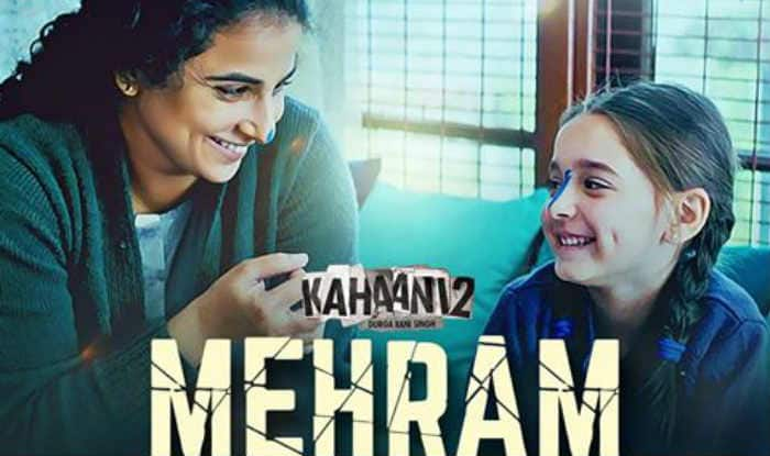 Kahaani 2 song Mehram: Watch this Vidya Balan's soulful song right now!