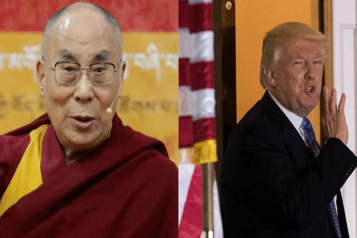 Dalai Lama I Have No Worries About Donald Trump S Election As Us President India Com