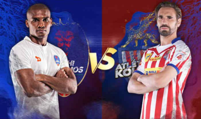ISL LIVE Score Delhi Dynamos vs Atletico de Kolkata: Delhi played brilliantly in later half of the game, scored two equalisers to grab one point