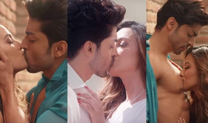 Gurmeet Choudhary's erotic scenes with Sana Khan in Wajah Tum Ho: Wife Debina Bonnerjee is OK with it! (Video)