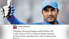 Demonetisation woes: Virender Sehwag gets trolled on Twitter!