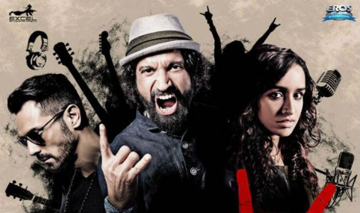 Rock On 2 quick movie review: Farhan Akhtar-Shraddha Kapoor try really hard but fail to create any MAGIK!