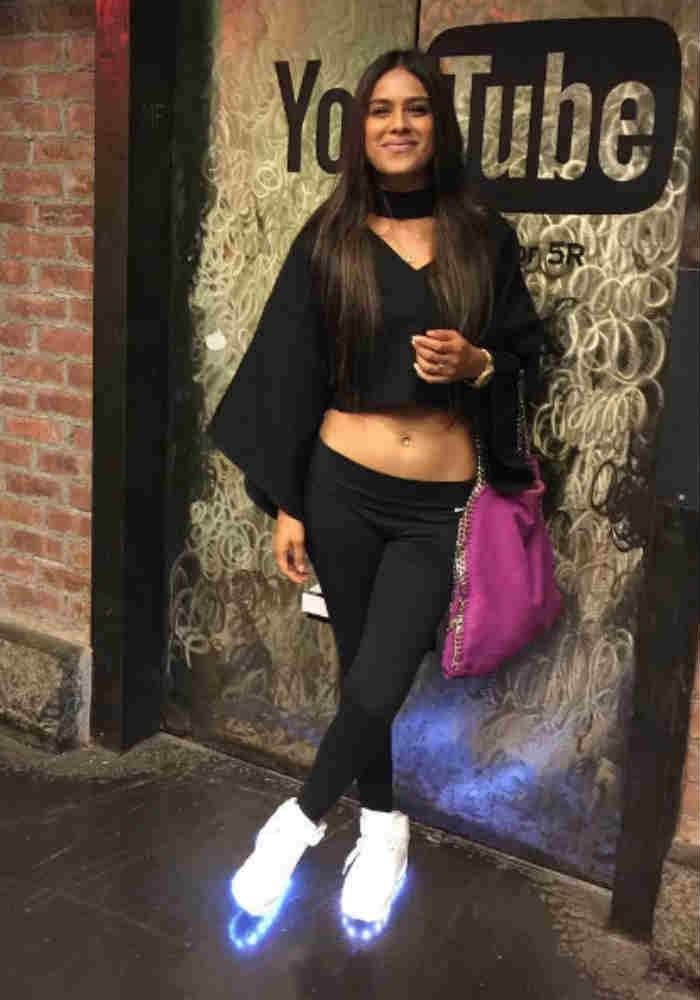 Comedy Nights Taaza star Nia Sharma