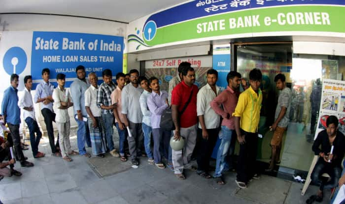 ATMs short of currency notes; Banks attribute shortage to heavy withdrawal
