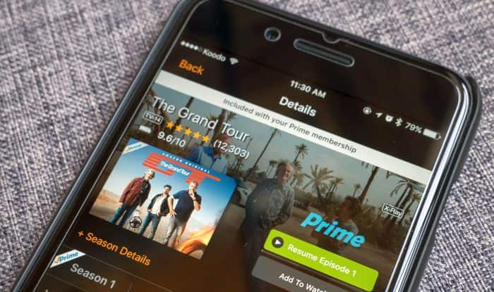 Amazon launches Amazon Prime Video starting Rs 50: Features, Subscription rates and all you need to know