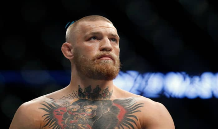 Conor Mcgregor Arrested For Criminal Mischief in Miami Beach, Granted Bail