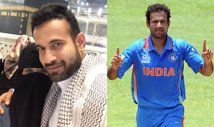 Irfan Pathan, wife Safa Baig blessed with a baby boy