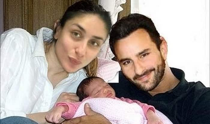 6014d063303f5 Kareena Kapoor and Saif Ali Khan's baby boy picture goes viral, but it is  FAKE!