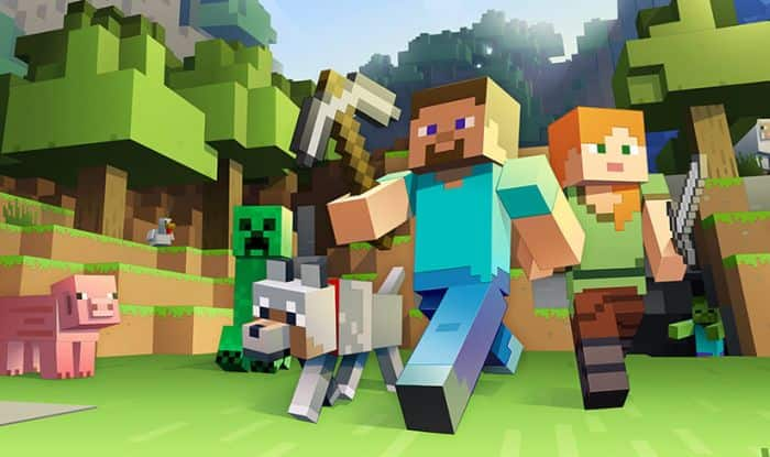 Apple launches MInecraft game on Apple TV in the $19 99